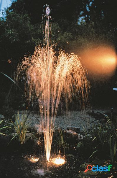 Pompe fontaine 400l