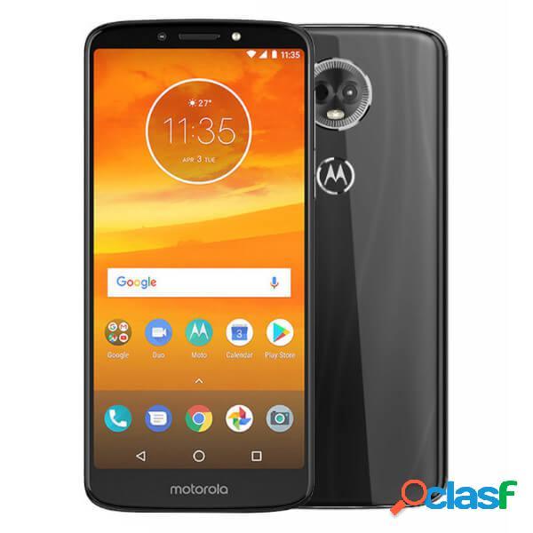 Motorola moto e5 plus 2go/16go gris dual sim xt1924-1