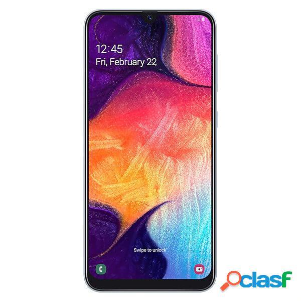 Samsung galaxy a50 4go/128go blanc double sim: