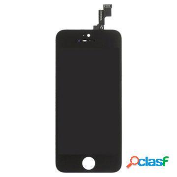 Ecran lcd pour iphone 5s - noir - grade a