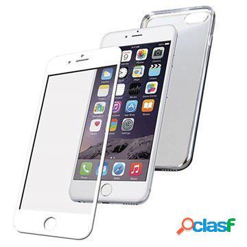 Set de protection panzerglass premium pour iphone 6/6s - blanc / argenté