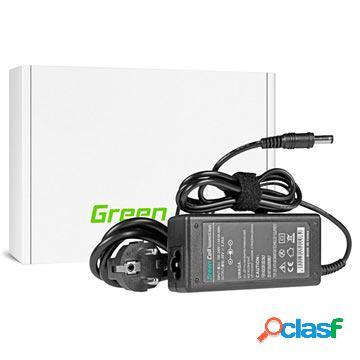 Adaptateur secteur green cell pour fujitsu lifebook, amilo, lenovo ideapad - 65w