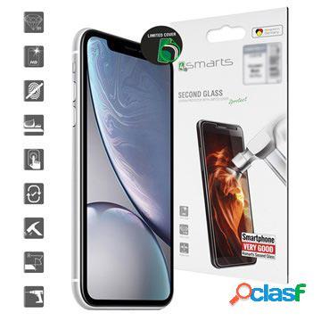 Protecteur d'ecran iphone xr / iphone 11 4smarts second glass - clair