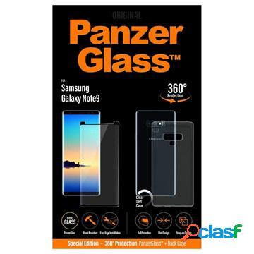 Set de protection samsung galaxy note 9 panzerglass special edition 360