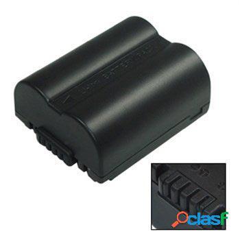 Panasonic cgr-s006 batterie - lumix dmc-fz38, dmc-fz50 - 600mah