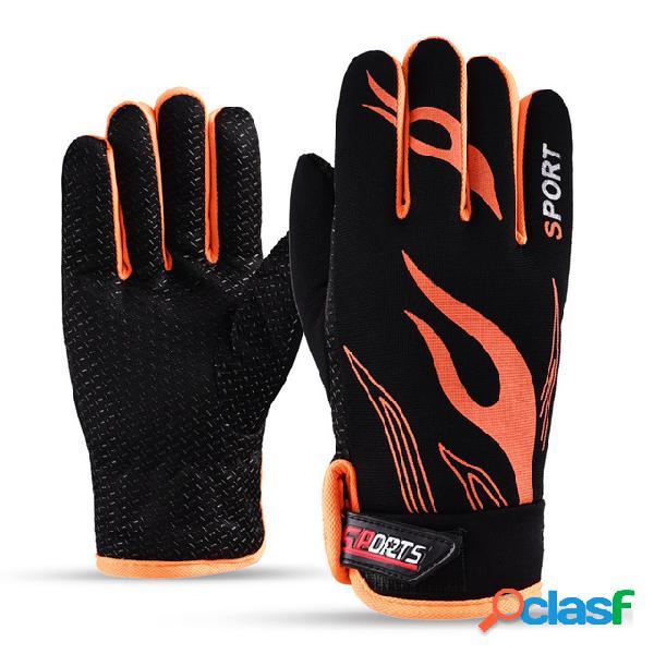 Gants hommes gants de sport épais gants chauds en plein air escalade gants de remise en forme dames gants