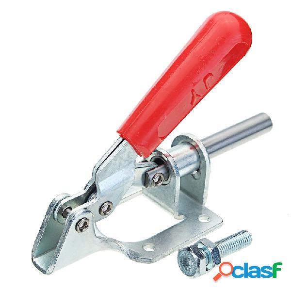136kg / 300lbs poussez le type de traction rapide pince à bascule ligne droite action pince 32mm piston plongeur