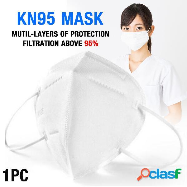 Masques kn95 avec valve respiratoire réussi le masque de protection gb-2626-kn95 test pm2.5