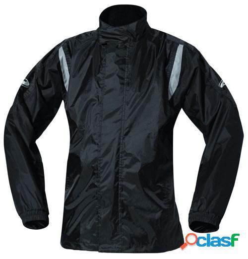 Held mistral ii, veste de pluie moto, noir