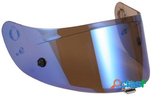 Hjc visière hj-20m pinlock préparé, visières, rst bleu
