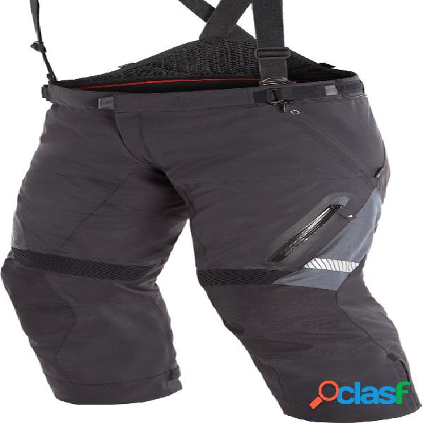 Dainese gran turismo gore-tex pants, pantalon moto en gore-tex® hommes, noir-ebony