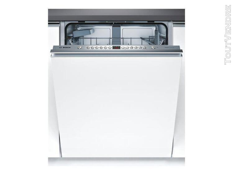 Bosch serie   4 smv46ax04e - lave-vaisselle - intégrable -