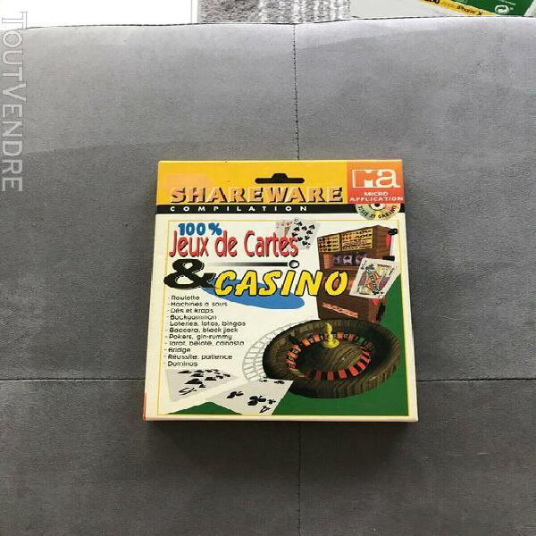 Cd pc jeu - 100% jeux de cartes & casino