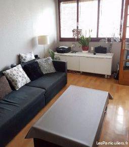 Chambre appartement t5 refait à neuf sans agence