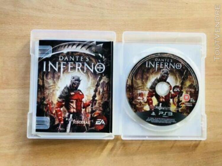 Dante's inferno - playstation 3 ps3 - complet fr pal tbe