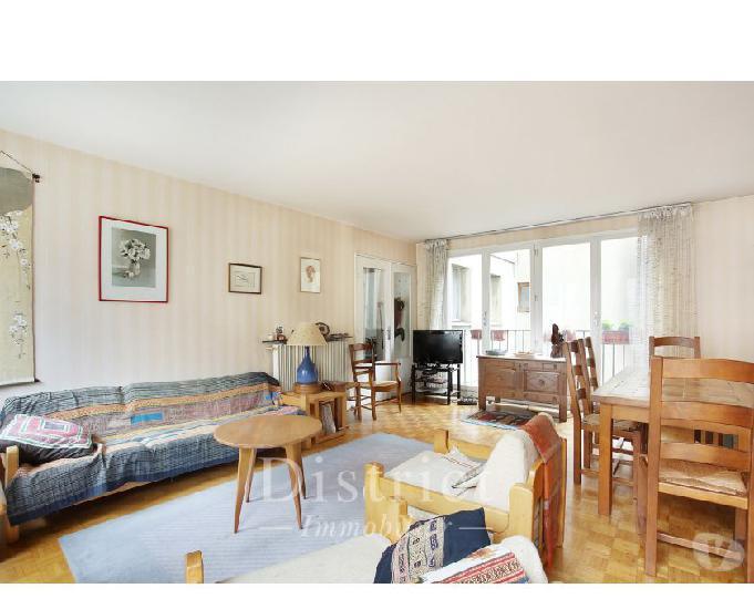 Exclusivité ile saint louis - appartement 4 pièces