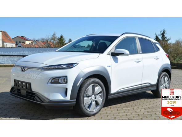 Hyundai kona electric intuitive electrique 136