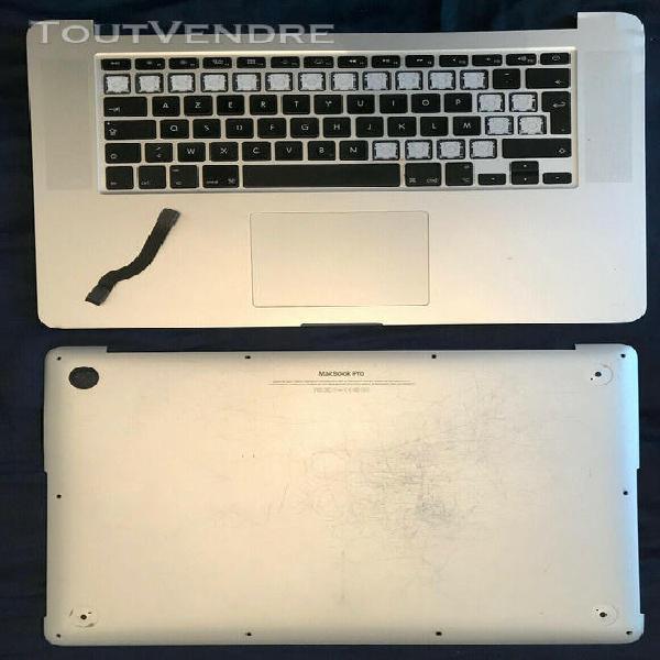 Lot pièces macbook pro retina 15 mi-2012 / début 2013