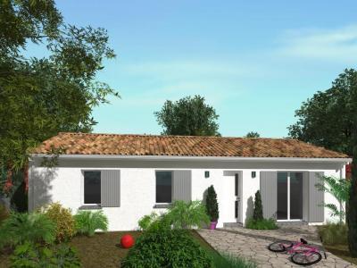 Maison à vendre bergerac 4 pièces 90 m2 dordogne