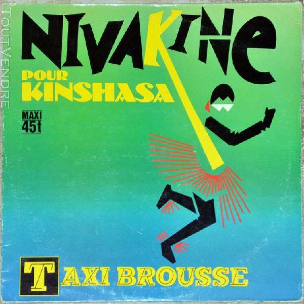 Maxi 45t nivakine pour kinshasa - taxi brousse