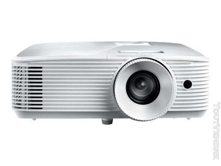 Optoma eh412 - projecteur dlp - 3d - 4500 ansi lumens - full