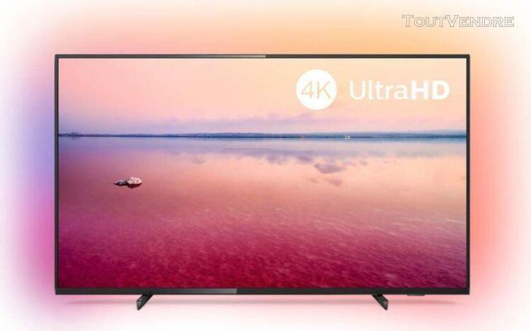 Philips ambilight 4k ultra hd tv 70pus6704/12 led smart tv 1