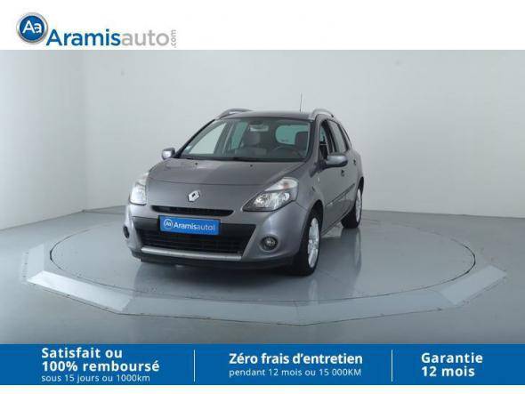 Renault clio 3 estate 1.5 dci 105 bvm6 xv de france