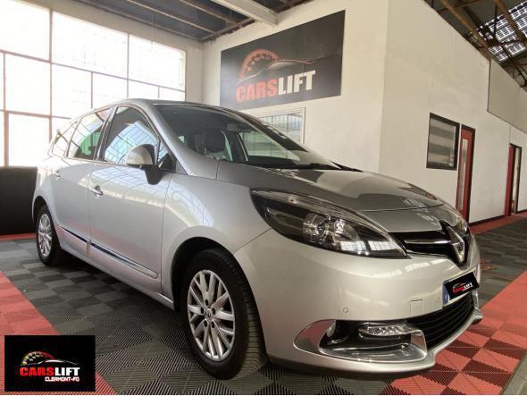 Renault scénic grand 1.5 l dci 110 dynamique (7 places)