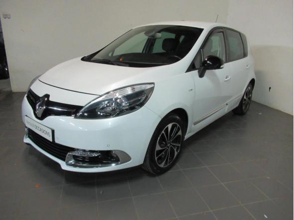 Renault scénic iii dci 130 energy fap eco2 bose edition