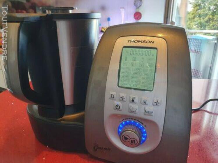 Robot cuiseur thomson-thfp07884 genimix pro