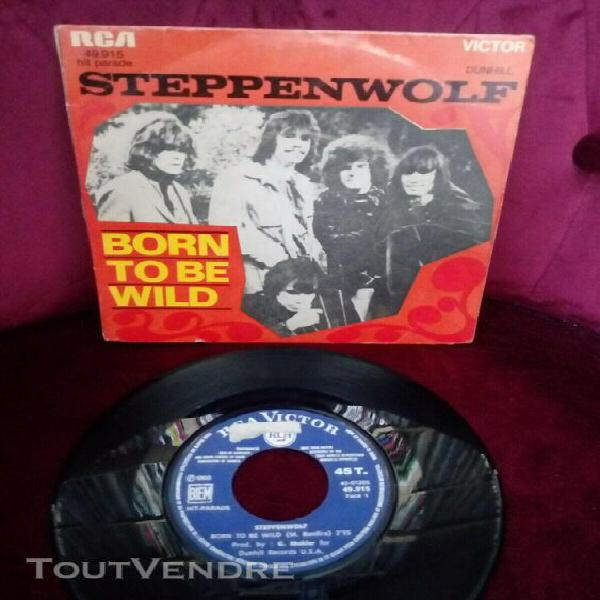 Steppenwolf - born to be wild (rca victor ‎– 49.915)