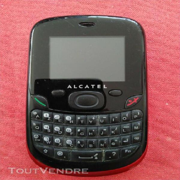 Téléphone mobile alcatel onetouch ot-355 désimlocké