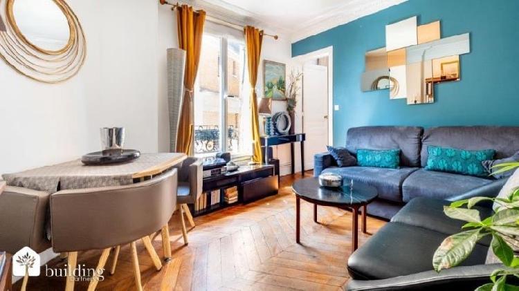 Vente appartement 47,8m² neuilly-sur-seine - ile de la