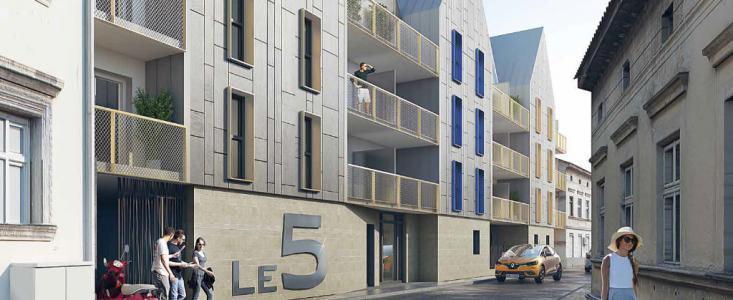 Appartement à vendre chartres 2 pièces 40 m2 eure et loir