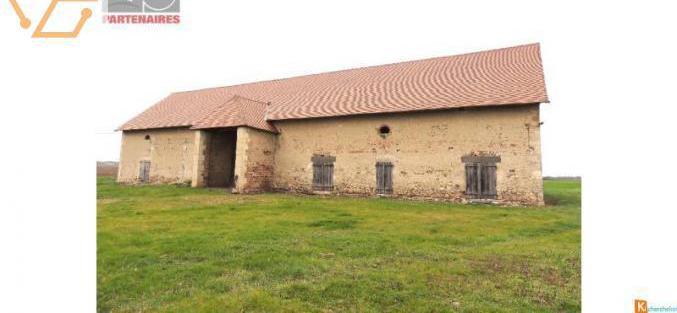 Corps de ferme - maison t4 144m2 - terrain 52...