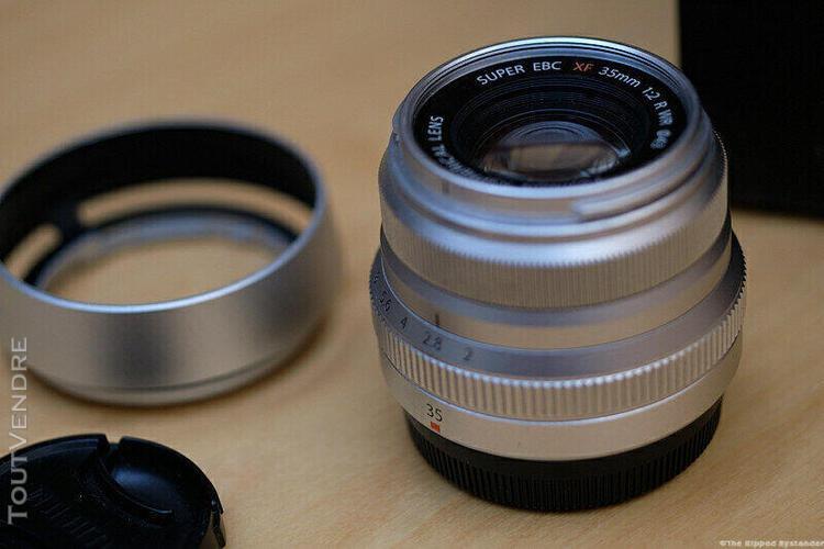 Fujifilm fujinon xf 35 mm f/2 r wr super ebc