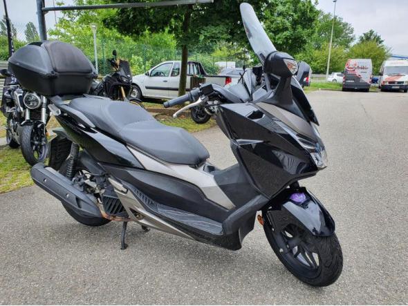 Honda nss forza 125 abs