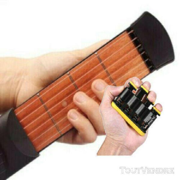 Kit outils d'exercice des doigts pour l'apprentissage de la