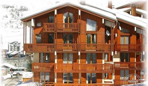 Location appartement val d'isere 4personnes