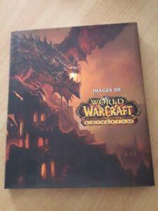 Lot world of warcraft - images de cataclysm + atlas