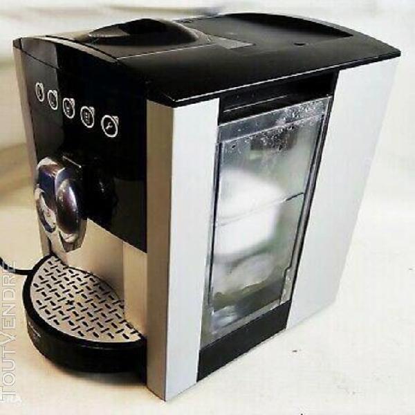 machine à café expresso malongo 1,2,3 spresso facotec
