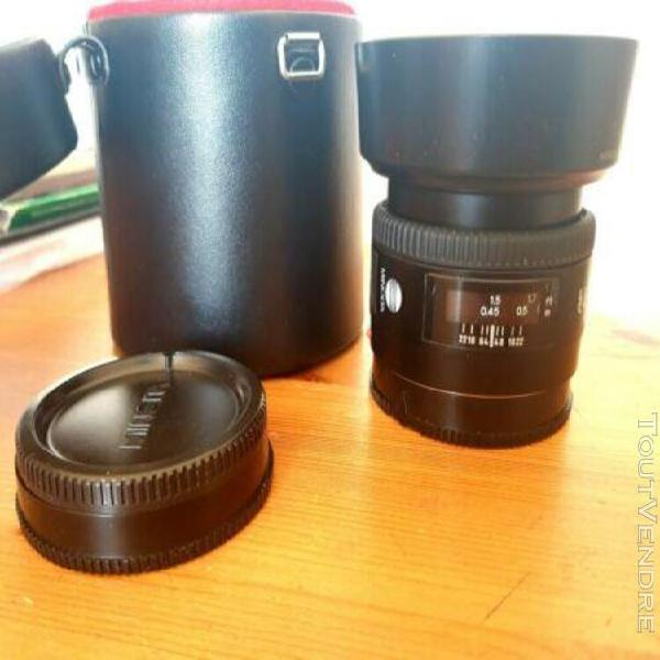 """Minolta af 50mm f1.4 rs new """" excellent conditions """", sony t"""