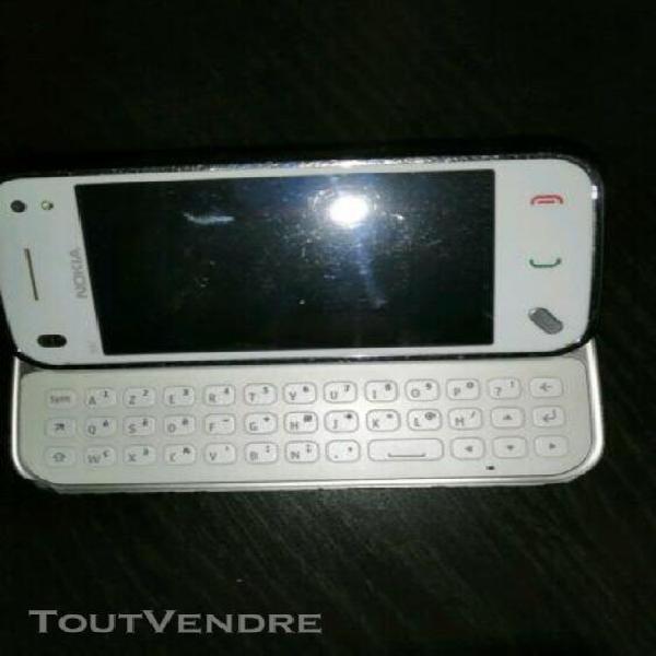 Nokia n97 mini blanc original hs pour pieces