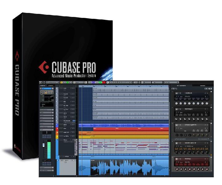 Studio enregistrement: carte numériq. + cubase pro 5 + pc