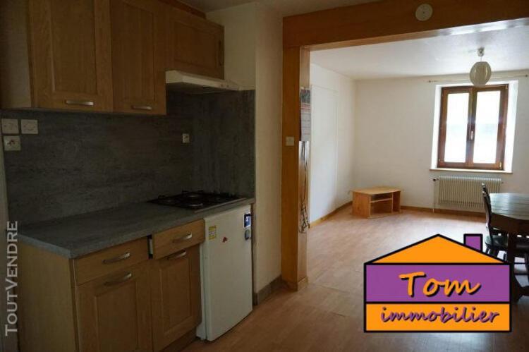 Appartement f3/4 70 m2 le bonhomme
