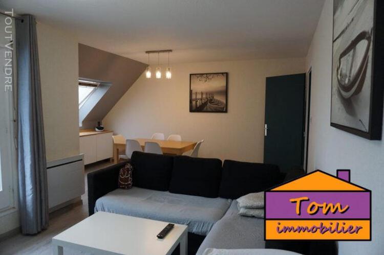 Appartement t4/5 74 m2 colmar
