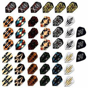 Cuesoul - lot de 15 jeux d'ailettes pour fléchettes