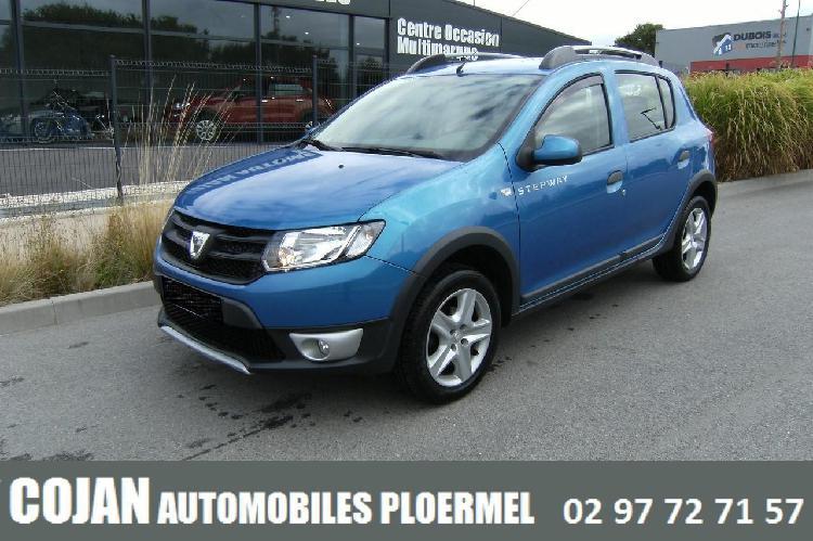 Dacia sandero stepway diesel ploermel 56 | 9890 euros 2014