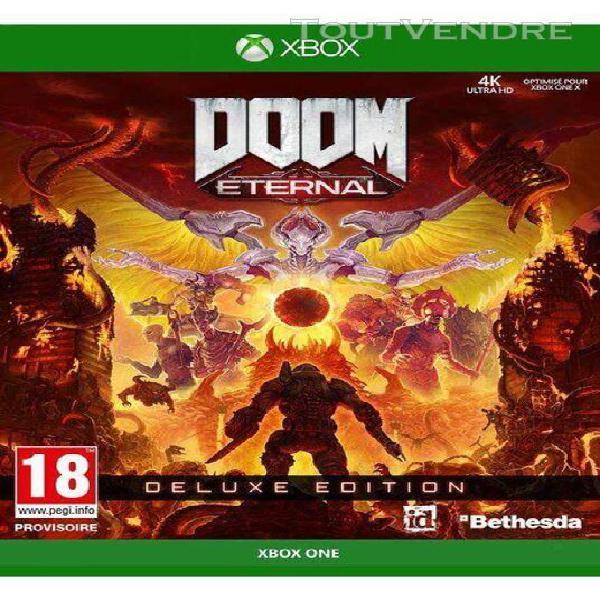 doom eternal: deluxe edition