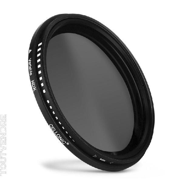 Filtre densité neutre réglable nd2-400 pour samyang 35mm